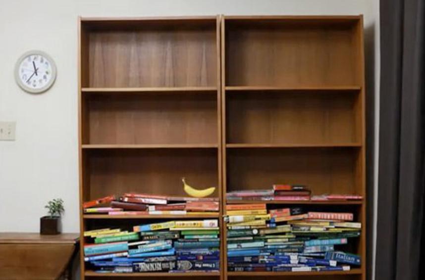 Un video per organizzare la libreria di casa - Come organizzare un trasloco di casa ...