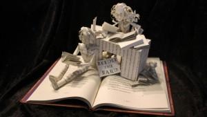 Hermione e Harry Potter sanno apprezzare la magia della lettura.