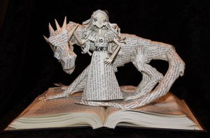 Sculture-libri-Jodi-Harvey-Brown