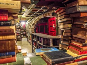 Last Bookstore in Downtown Los Angeles