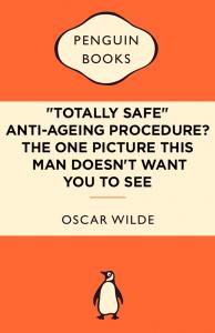 """""""Il ritratto di Dorian Gray"""", di Oscar Wilde, diventa """"Come rimanere giovani, ma senza rischi? Ecco il quadro che quest'uomo non ti mostrerà mai""""."""