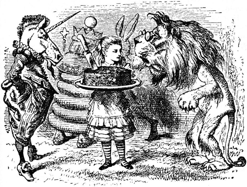 Le ricette di Alice nel Paese delle Meraviglie