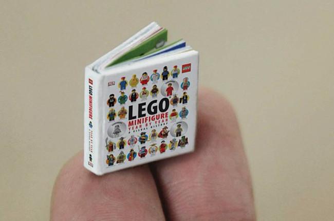 I libri più piccoli del mondo