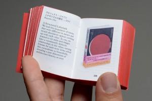 Un libro in miniatura per raccogliere i lavori di una vita intera. Questa è l'idea di Irma Boom, una delle più importanti book designer del mondo. La sua mini opera contiene più di 500 illustrazioni full color distribuite su 800 pagine.