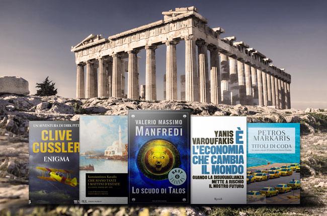 libri sulla Grecia