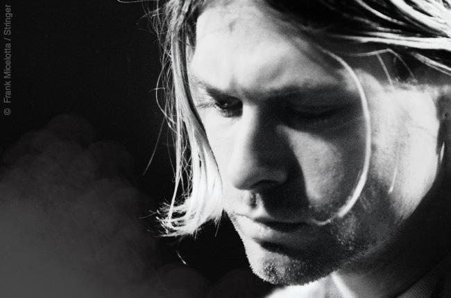 Kurt Cobain libro