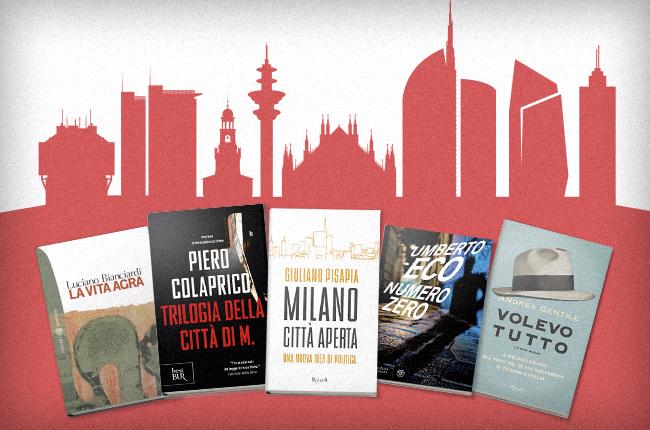 libri su milano