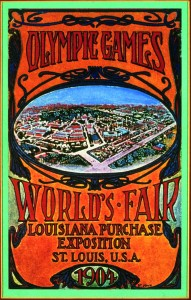 Saint Louis 1904. La leggenda vuole che durante questa Esposizione Universale siano stati venduti i primi hamburger ma anche gli hot dog e il burro d'arachidi.