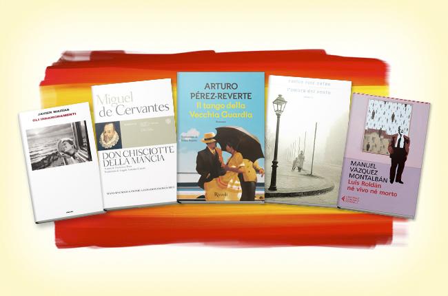 romanzi spagnoli