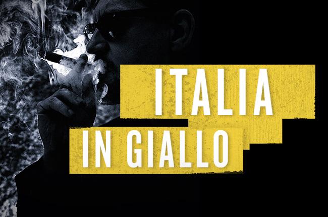 L'Italia in giallo