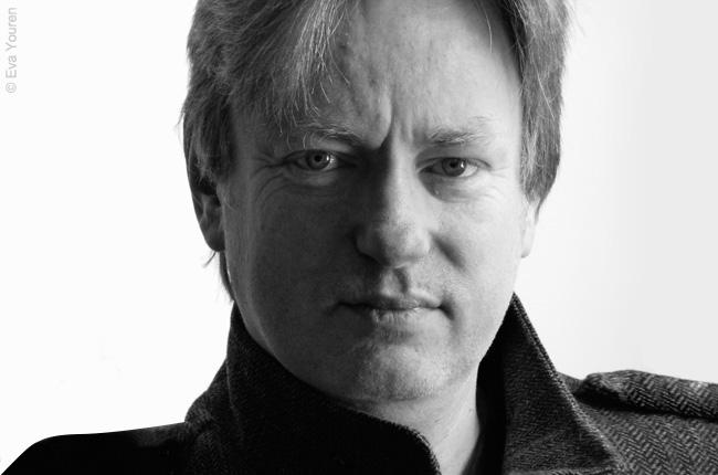 Lo scrittore Michel Faber