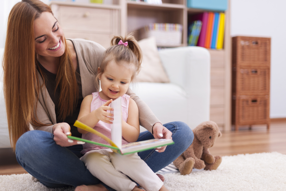 Leggere con i bambini