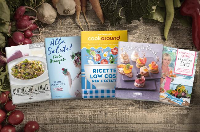 Le migliori ricette estive in 5 libri di cucina for Libri di cucina per principianti