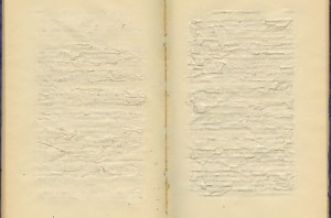 Indigo blu books, 1991. Collezione Lois Plehn.
