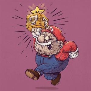 E Super Mario Bros? Sempre energico!