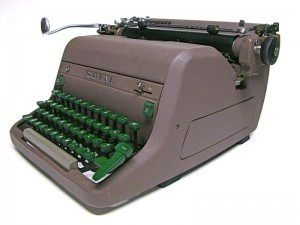 La Royal HH usata da Sylvia Plath, Charles Bukowski e Truman Capote.
