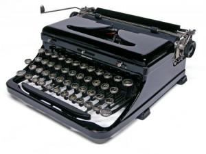 La Royal Portable usata da John Cheever e George Orwell.