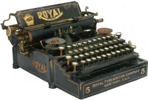 macchina da scrivere 6