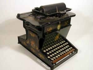 macchina da scrivere 7