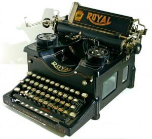 macchina da scrivere 11