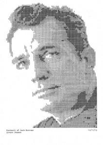 Jack Kerouac, lo scrittore preferito di Alvaro Franca
