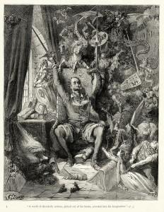 Il ritratto di Miguel de Cervantes