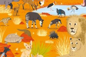 Quattro libri per bambini sugli animali