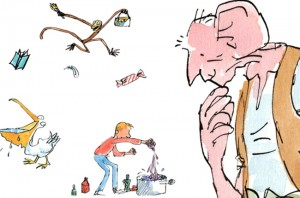 Il quiz di Roald Dahl