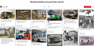Bookmobiles Around the World