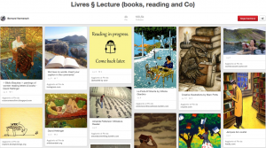 Livres e Lectures