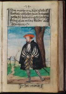 Matthäus pensava che i cambiamenti nel modo di vestire riflettessero i cambiamenti culturali. Ha iniziato a scrivere note sul suo abbigliamento, giorno dopo giorno, all'età di diciassette anni.