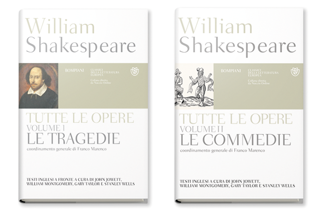 Tutte le opere di William Shakespeare
