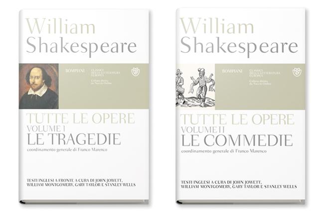 Tutte le opere di William Shakespeare