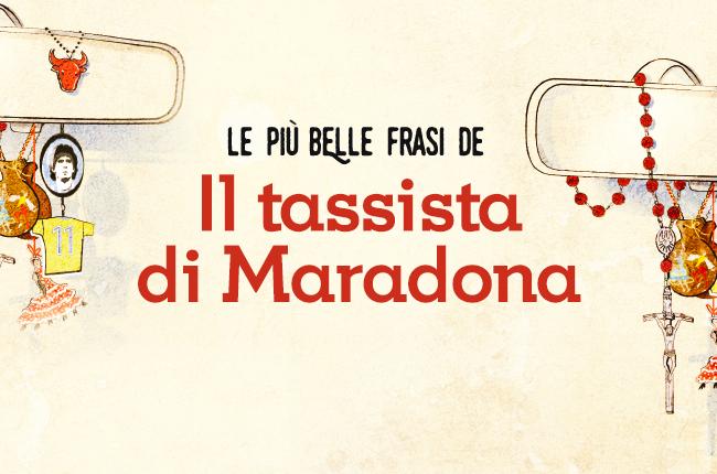 Il tassista di Maradona