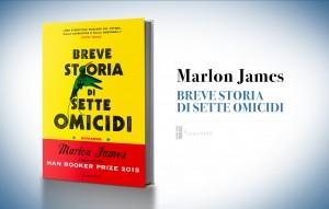 Breve storia di sette omicidi, di Marlon James (2015)