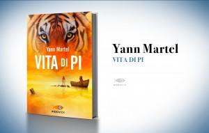 Vita di Pi, di Yann Martel (2002)