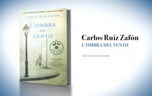 L'ombra del vento, di Carlos Ruiz Zafón