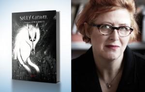 """Sally Gardner ha vinto la Carnegie Medal con """"Maggot Moon"""", nel 2013"""
