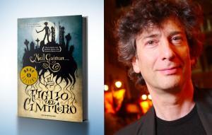 """Neil Gaiman ha vinto la Carnegie Medal con """"Il figlio del cimitero"""" nel 2010"""