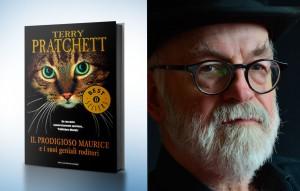 """Terry Pratchett ha vinto la Carnegie Medal con """"Il prodigioso Maurice e i suoi geniali roditori"""" nel 2001"""