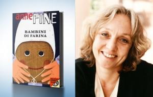 """Anne Fine ha vinto la Carnegie Medal con """"Bambini di farina"""" (nel 1992) e con """"Goggle-Eyes"""" (nel 1989)"""
