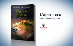 """Romano De Marco al NebbiaGialla 2017: presenta """"L'uomo di casa"""""""