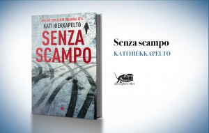 "Kati Hiekkapelto al NebbiaGialla 2017: presenta ""Senza scampo"""
