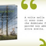 Il bambino con il pigiama a righe, John Boyne, Rizzoli