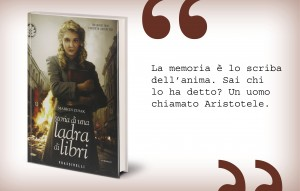 Storia di una ladra di libri, Markus Zusak, Frassinelli