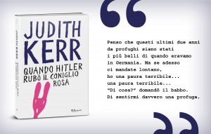 Quando Hitler rubò il coniglio rosa, Judith Kerr, Bur Ragazzi