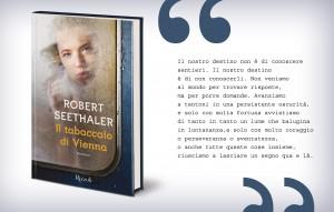 Il tabaccaio di Vienna, Robert Seethaler, Rizzoli