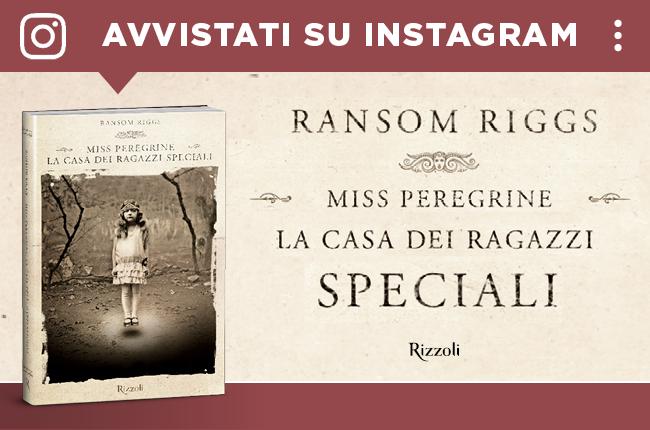 Miss Peregrine su Instagram