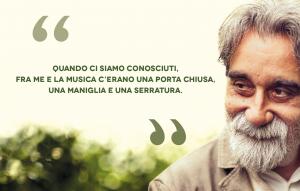 """""""La musica fa crescere i pomodori"""", Peppe Vessicchio"""