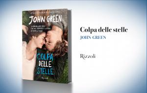 "John Green, ""Colpa delle stelle"""
